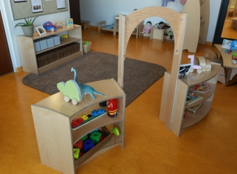 Natural Pod - Clareview YMCA-9013