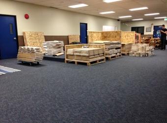 Natural Pod - Mariners Church Preschool - Furniture Setup - 01