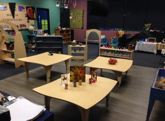 Natural Pod - Mariners Church Preschool - Furniture Setup - 09