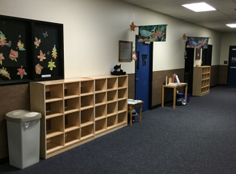 Natural Pod - Mariners Church Preschool - Furniture Setup - 12