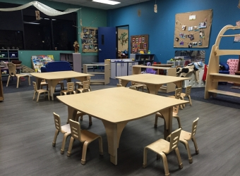Natural Pod - Mariners Church Preschool - Furniture Setup - 14