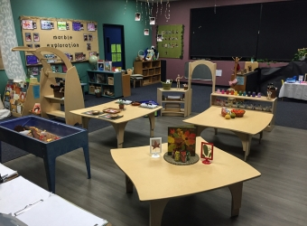 Natural Pod - Mariners Church Preschool - Furniture Setup - 16