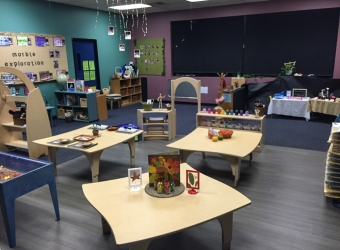 Natural Pod - Mariners Church Preschool - Furniture Setup - 17