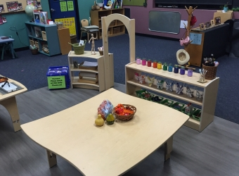 Natural Pod - Mariners Church Preschool - Furniture Setup - 18