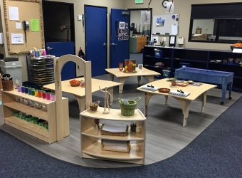 Natural Pod - Mariners Church Preschool - Furniture Setup - 20