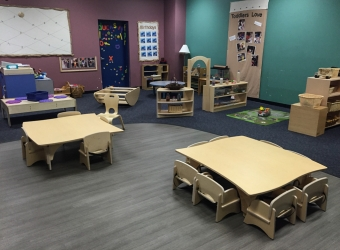 Natural Pod - Mariners Church Preschool - Furniture Setup - 22