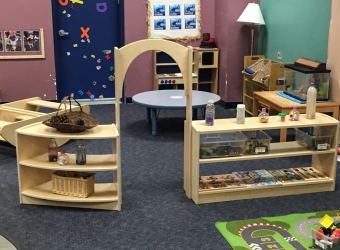 Natural Pod - Mariners Church Preschool - Furniture Setup - 23