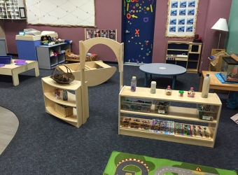 Natural Pod - Mariners Church Preschool - Furniture Setup - 24