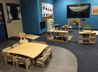 Natural Pod - Mariners Church Preschool - Furniture Setup - 26