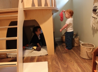 Natural Pod - Megan Fraser - Play Loft - This