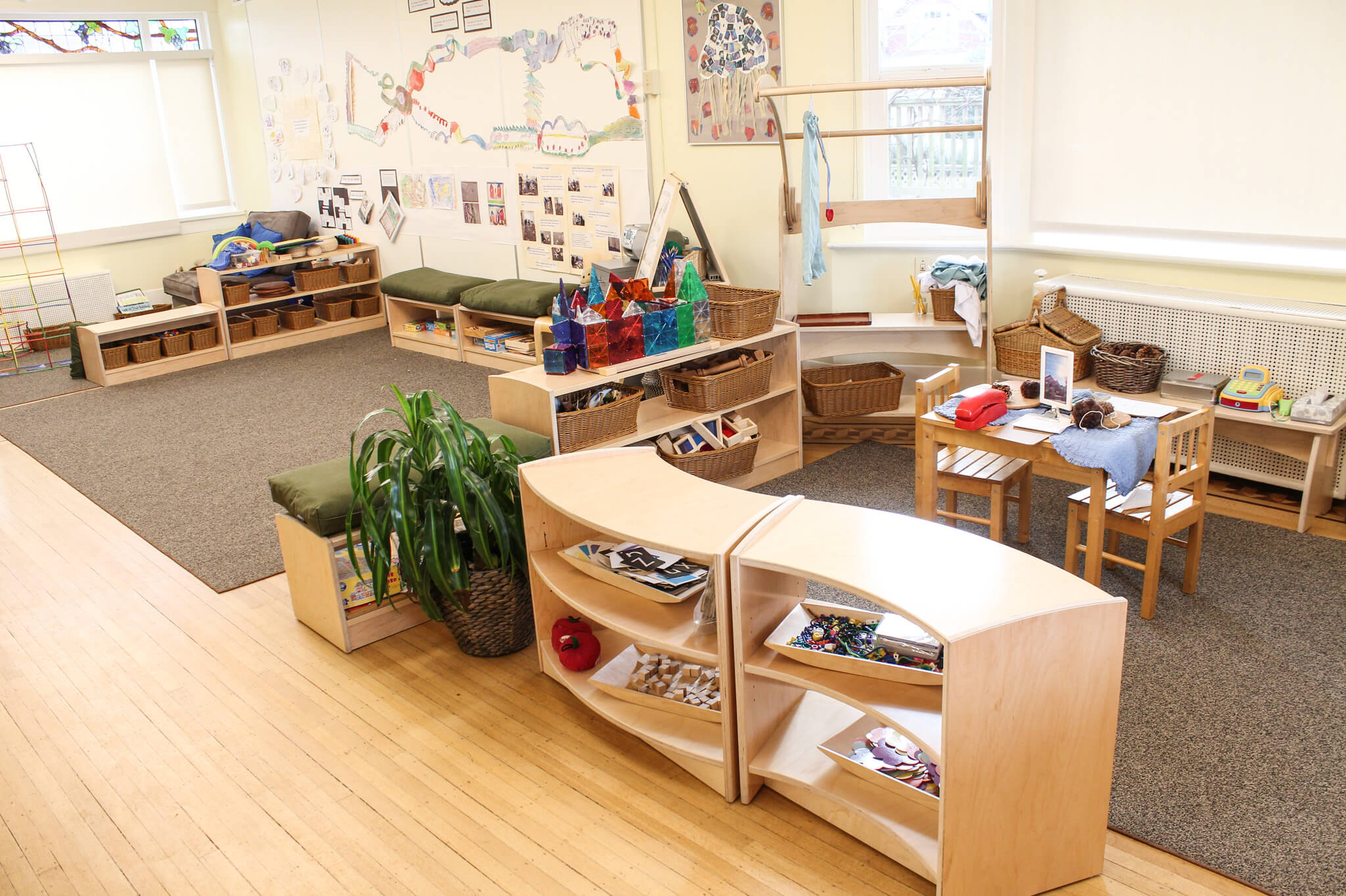 Natural Pod - York House - Junior and Senior Kindergarten -11