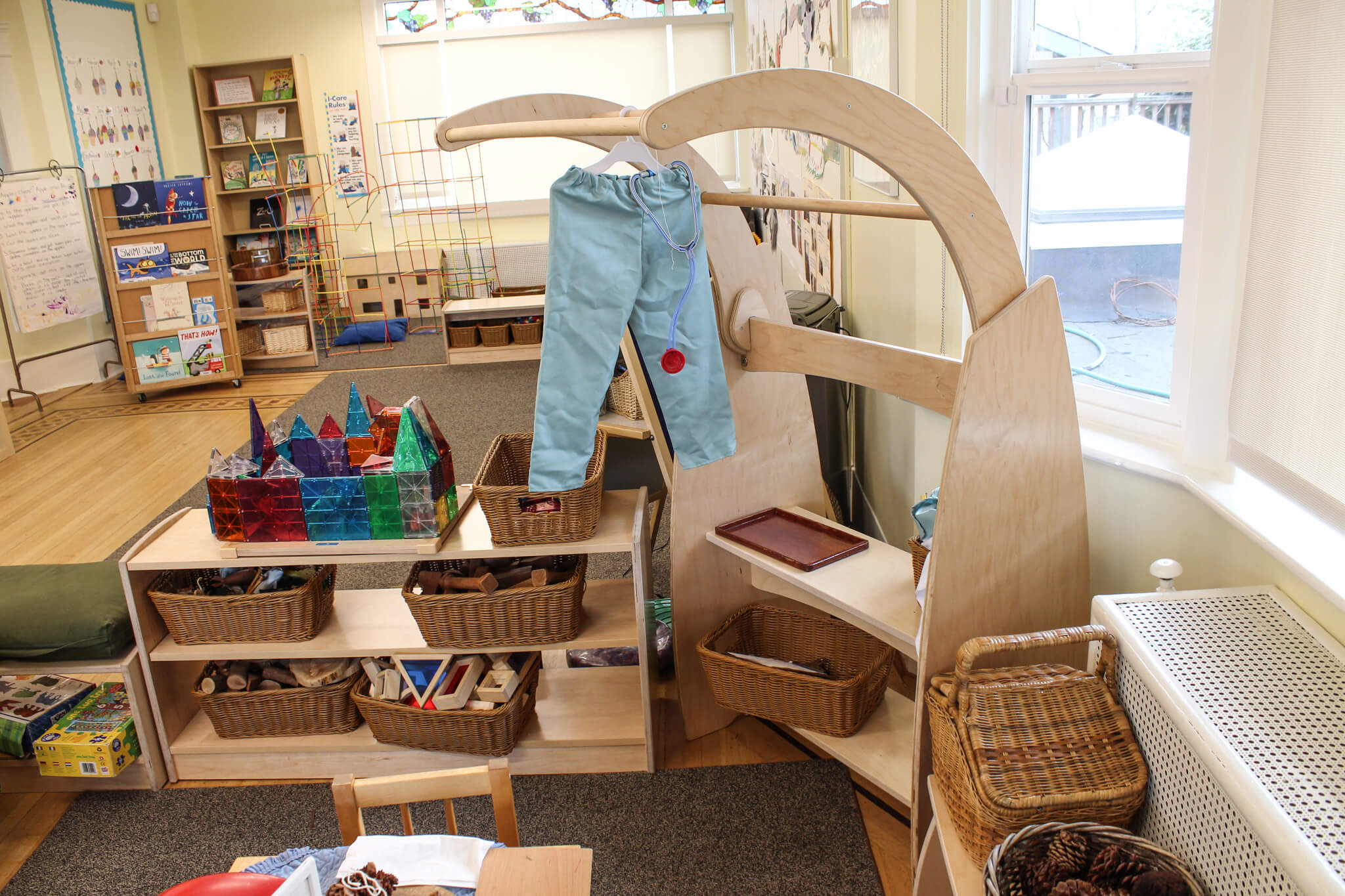 Natural Pod - York House - Junior and Senior Kindergarten -13