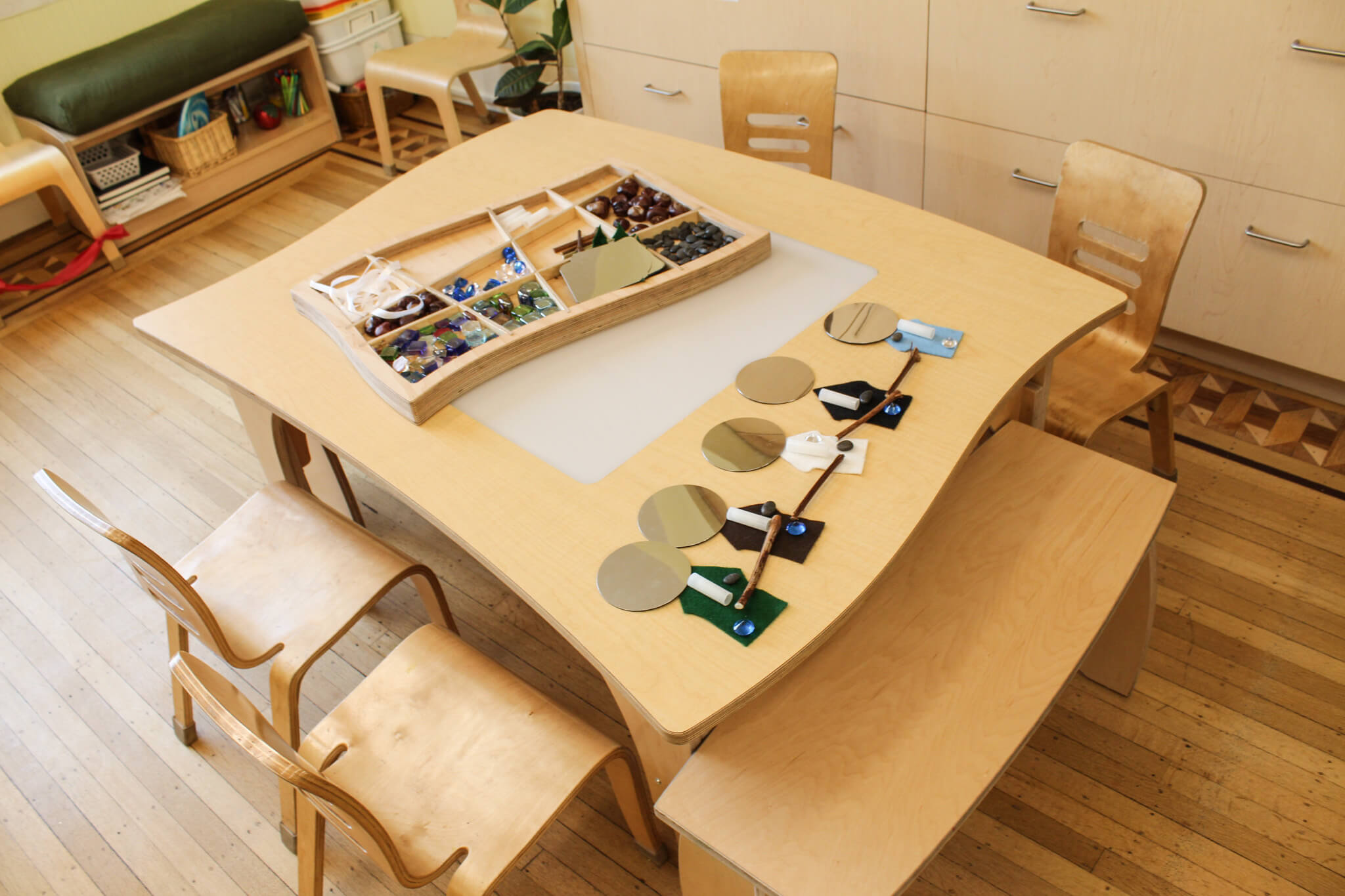 Natural Pod - York House - Junior and Senior Kindergarten -14