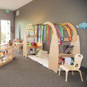 Natural-Pod-Mariners-Church-Preschool-Play-Arch