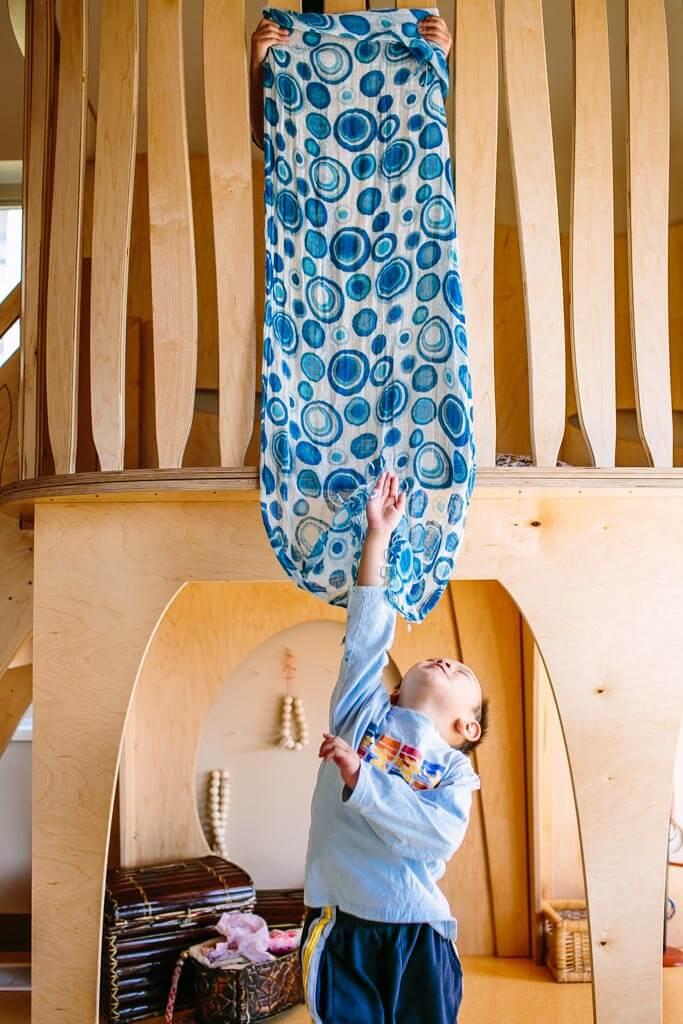 Natural Pod - Play Loft - Rising