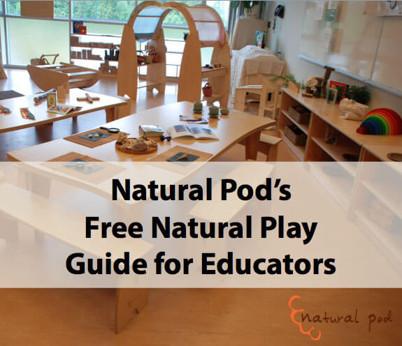 Free Downloadable Natural Play Guide for Educators