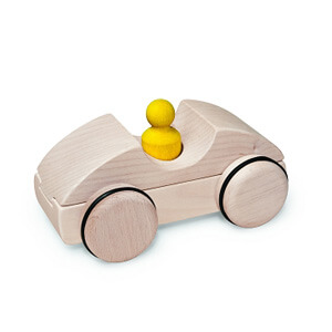 Natural Pod - Fagus Puzzle Mobile - Convertable - Natural