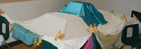 Natural Pod - Play Clip Forts