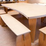 Natural Pod - Tables