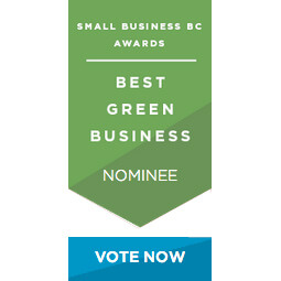 Natural Pod - BC Small Business Award