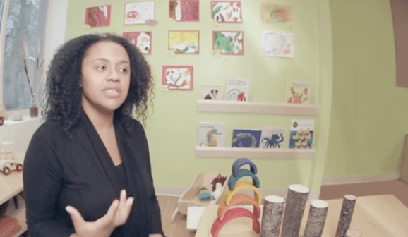 Video: Peartree Preschool NYC Working with Natural Pod