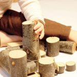 Natural Pod - Bundle - Wood Tree Branch Blocks