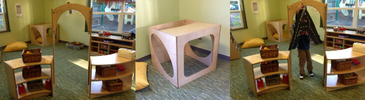 Natural Pod - Case Studies - Port Coquitlam Daycare Society