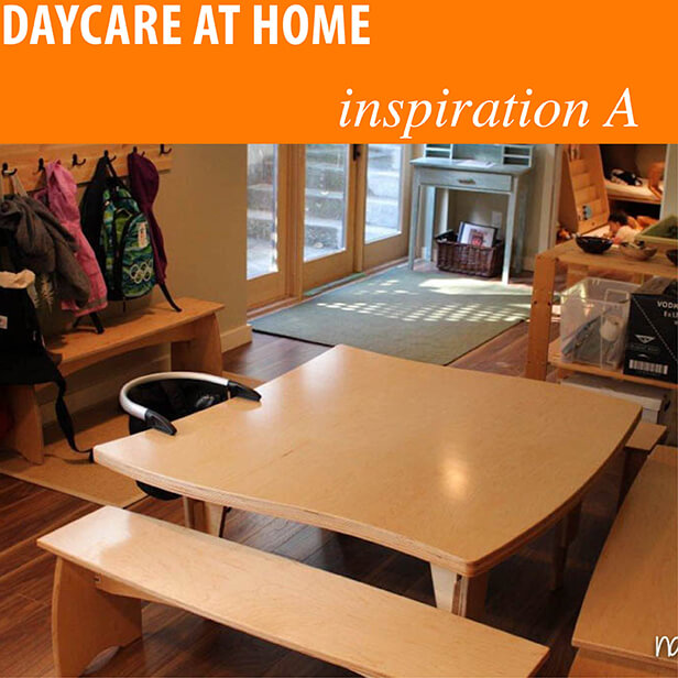 Natural Pod - Inspiration - Daycare - A1 Collection