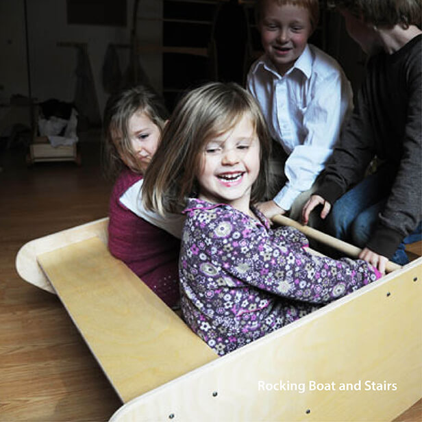 Natural Pod - Inspiration - Daycare - B6 Collection