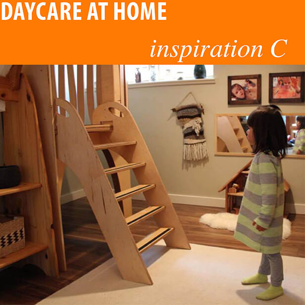 Home Inspiration: Daycare At Home ~ Inspiration Collection C