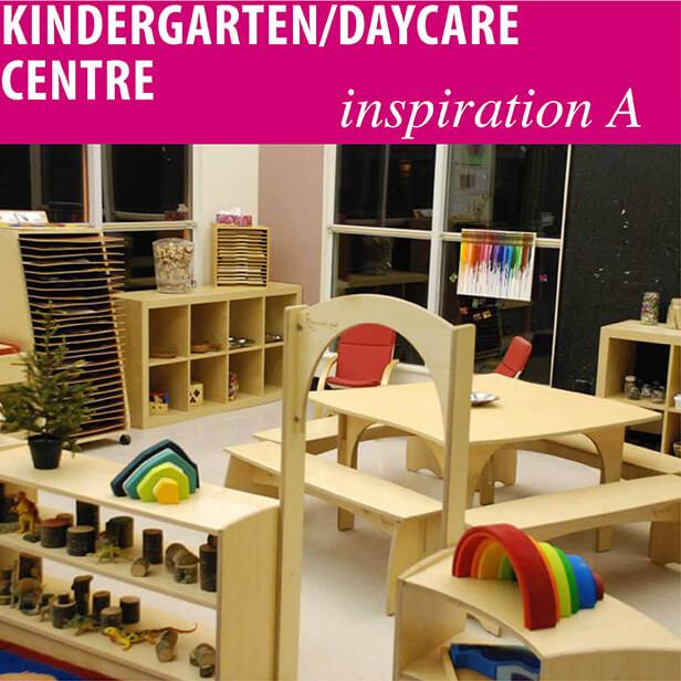 Natural Pod - Inspiration - Kindergarten - A1 Collection