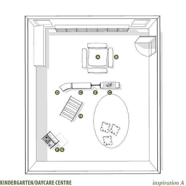 Natural Pod - Inspiration - Kindergarten - A3 Collection