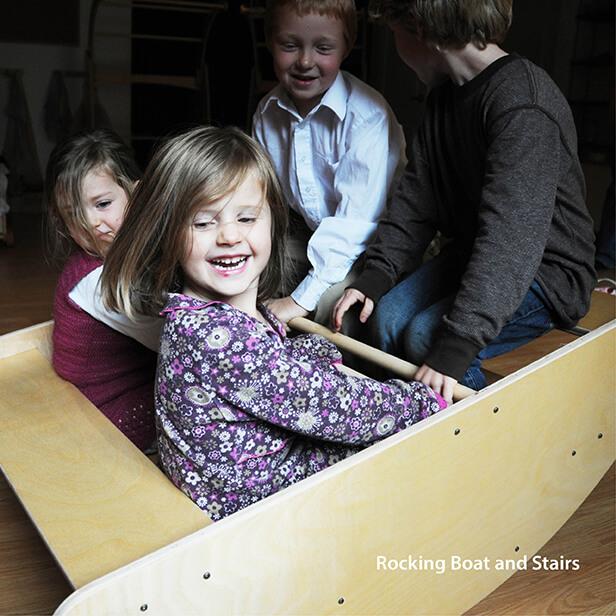 Natural Pod - Inspiration - Kindergarten - A5 Collection