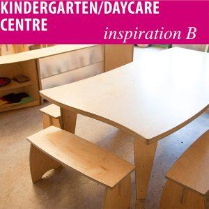 Natural Pod - Inspiration - Kindergarten - B1 Collection