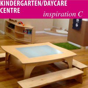Natural Pod - Inspiration - Kindergarten - C1 Collection