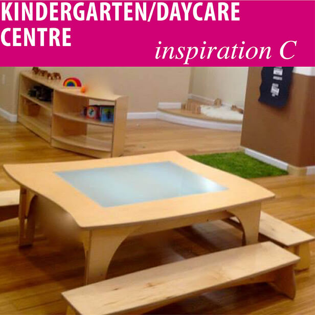 Natural Pod - Inspiration - Kindergarten - C1 Collection