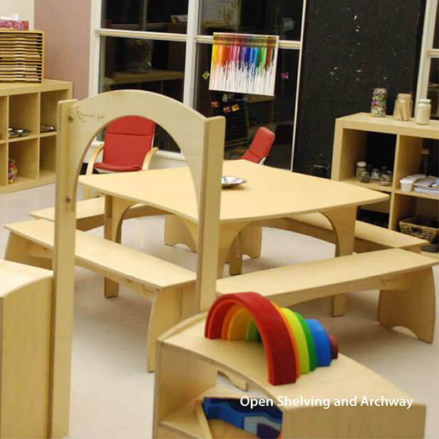 Natural Pod - Inspiration - Kindergarten - C5 Collection
