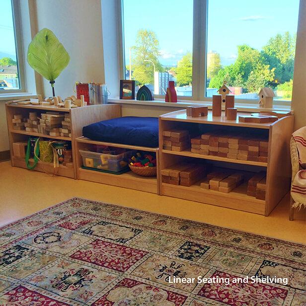 Natural Pod - Inspiration - Kindergarten - C7 Collection