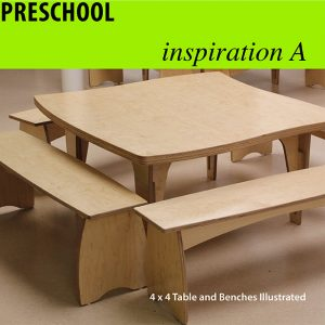 Natural Pod - Inspiration - Preschool - A1 Collection