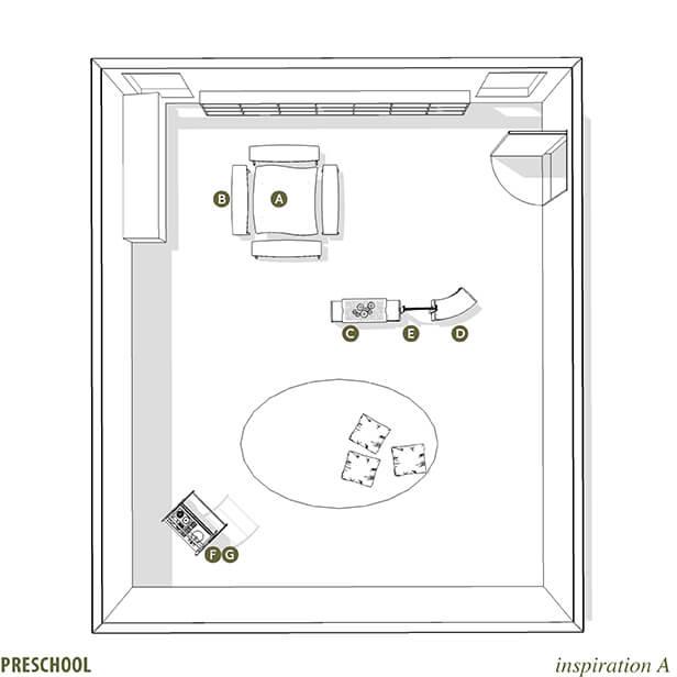 Natural Pod - Inspiration - Preschool - A2 Collection