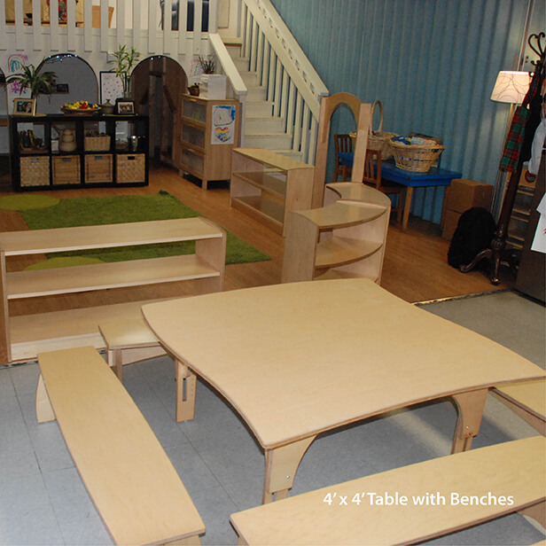 Natural Pod - Inspiration - Preschool - A6 Collection