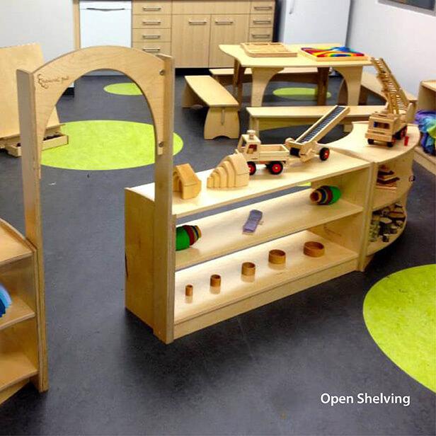 Natural Pod - Inspiration - Preschool - A8 Collection
