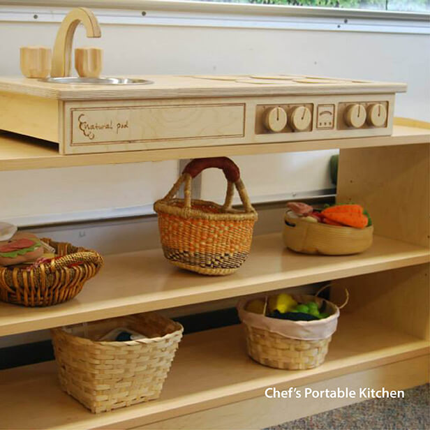 Natural Pod - Inspiration - Preschool - B7 Collection
