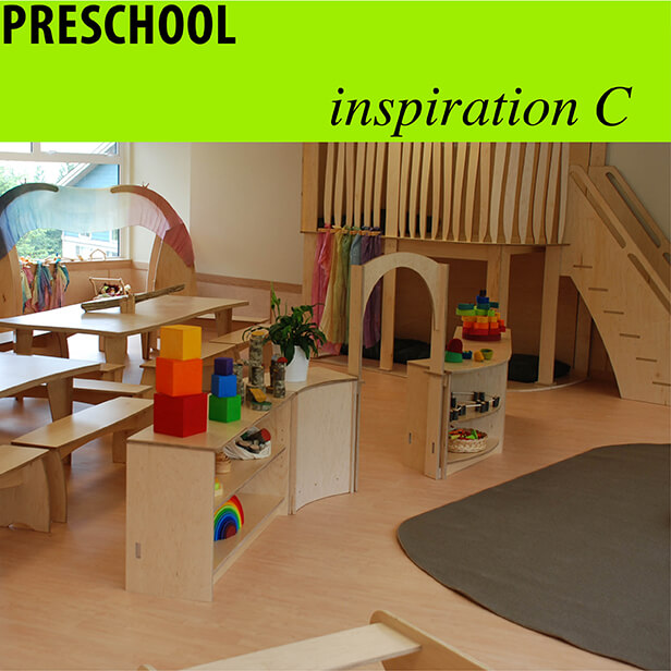 Natural Pod - Inspiration - Preschool - C1 Collection