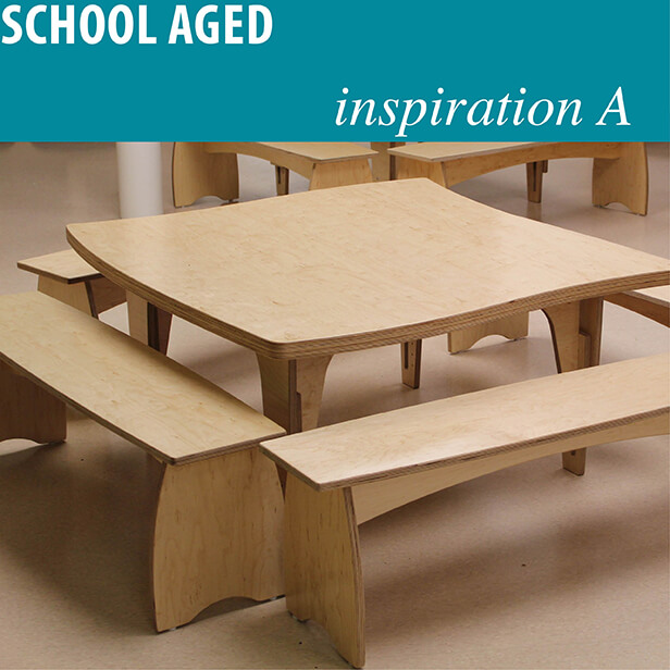 Natural Pod - Inspiration - School - A1 Collection