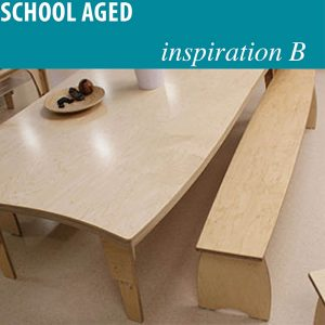 Natural Pod - Inspiration - School - B1 Collection