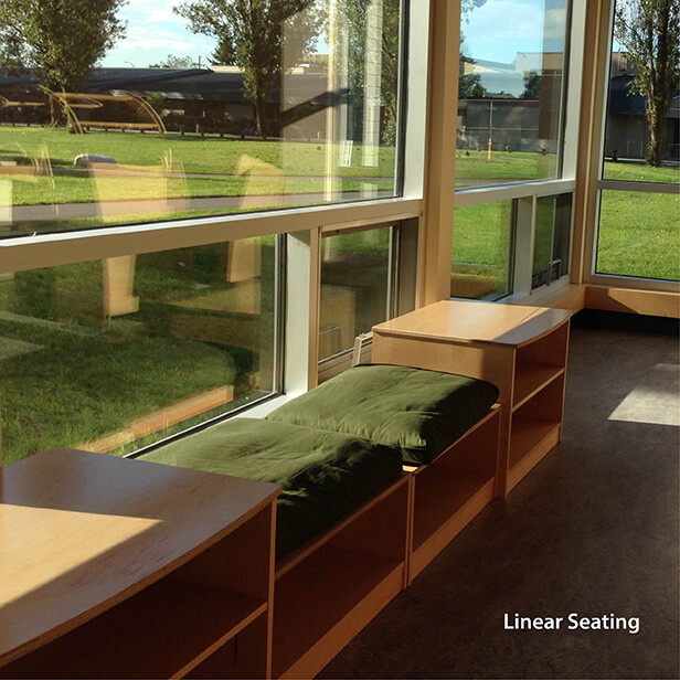 Natural Pod - Inspiration - School - C7 Collection