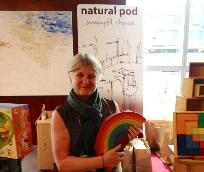 Natural Play People Profile: Trudi Hobson
