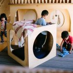 Natural Pod - Play Cube - Fort