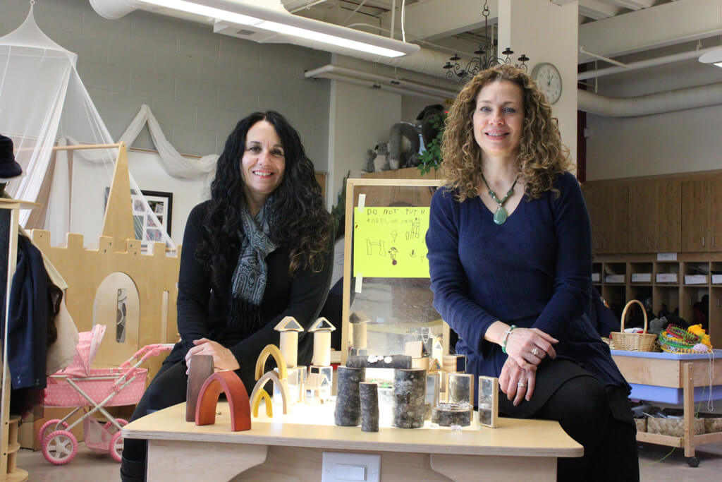 Natural Play Community People Profile: Joanne Pizzuto and Jocelyne Brent